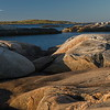 Rocks on Greenspond Island