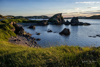 Rocky Coast in Twillingate
