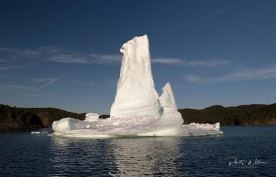 The Bridgeport Iceberg, Newfoundland