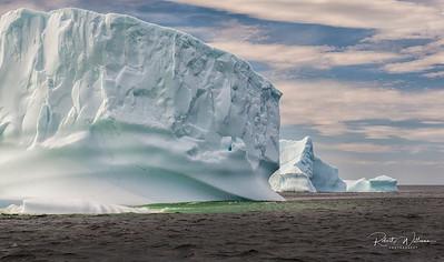 Iceberg near Twillingate