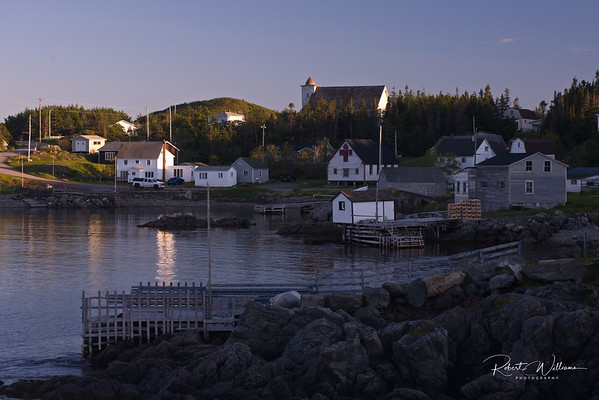 Little Harbour, South Twillingate Island, Newfoundland