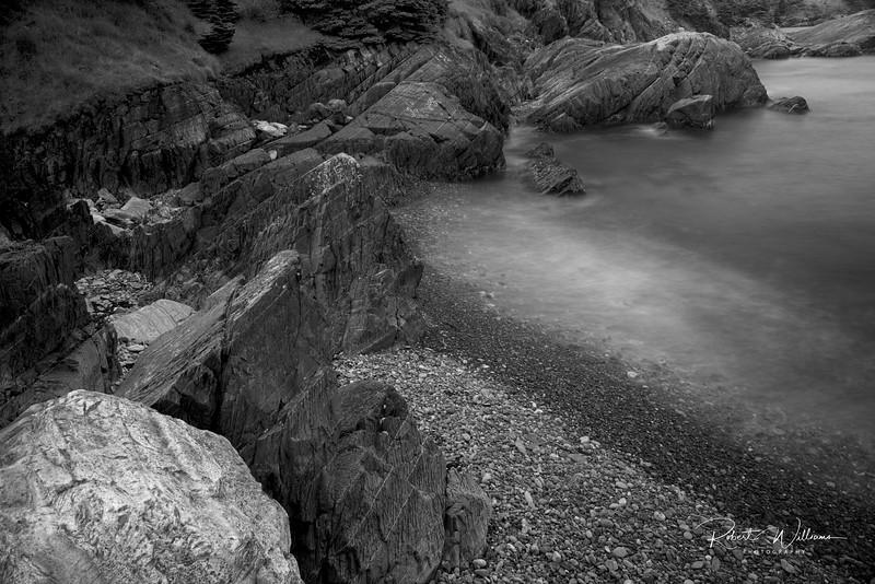 Rocks in Island Cove