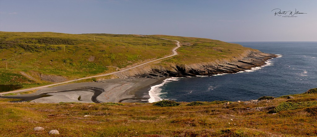 The Drook, along the road To Cape Race
