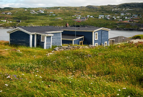 House in Grates Harbour