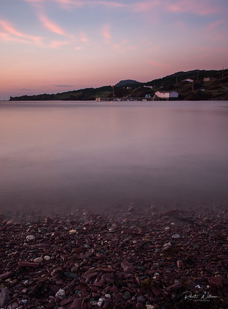 Tickle Cove after Sunset