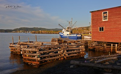 Wharf in Trinity East