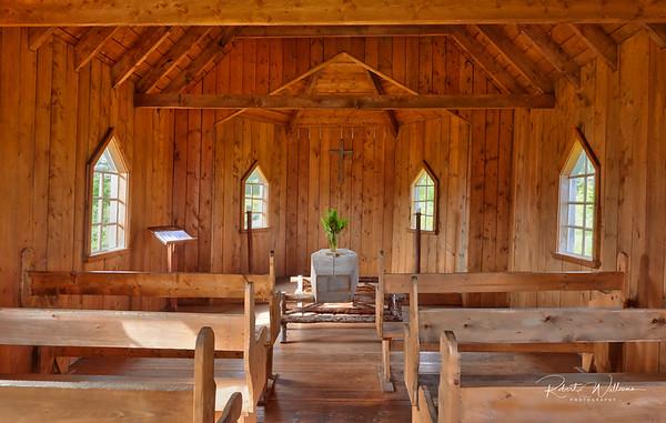 Church at the Random Passage site
