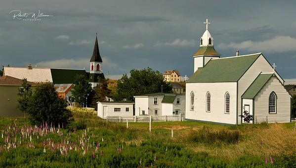 Churches in Trinity