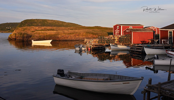 Harbour in Champney's West