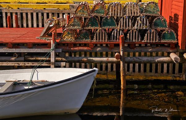 Fishing Gear in Trinity East