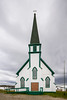 Our Lady Of The Snows Roman Catholic Church in Fogo, Fogo Island, Newfoundland and Labrador, Canada.