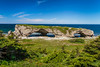 Arches Provincial Park on the Northern Peninsula of Newfoundland, Canada.