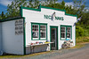 A Nic Naks shop near Bay Roberts, Newfoundland and Labrador, Canada.