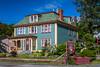 An historic B&B mansion near Bay Roberts, Newfoundland and Labrador, Canada.