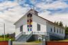The McDowell United Church at Western Bay, Newfoundland and Labrador, Canada.