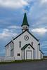 The historic St. Joseph's Roman Catholic Church, Bonavista, Newfoundland and Labrador, Canada.