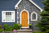 A home in the picturesque fishing village of Brigus, Newfoundland and Labrador, Canada.
