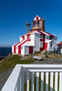 The Cape Bonavista lighthouse, Newfoundland and Labrador, Canada.