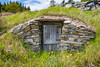 A root cellar at Elliston, Newfoundland and Labrador, Canada.