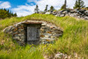 A root cellar at Elliston, Newfoundland and Labrador, Canada.