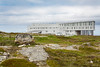 The Fogo Island Inn near Joe Batt's Arm-Barr'd Islands-Shoal Bay, Newfoundland and Labrador, Canada.