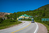 The Discovery Center in Gros Morne National Park, Newfoundland and Labrador, Canada.