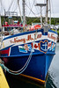 Fishing boats in the harbour at Harbour Grace, Newfoundland and Labrador, Canada.