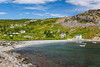 The small fishing village of Freshwater, Newfoundland and Labrador, Canada.