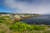 The small fishing village of Pouch Cove, Newfoundland and Labrador, Canada.