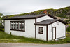 The historic school building at Hibbs Hole, Newfoundland and Labrador, Canada.