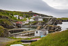 The small fishing village of Hibbs Cove, Newfoundland and Labrador, Canada.
