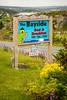The Bayside B&B at Bareneed, Newfoundland and Labrador, Canada.