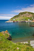 The beach and fishing village of Portugal Cove, Newfoundland and Labrador, Canada.