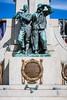 The War Memorial in St. John's, Newfoundland and Labrador, Canada.
