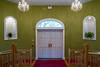Government House interior entrance in St. John's Newfoundland and Labrador, Canada.