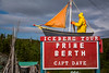 The Prime Berth iceberg tours near Twillingate, Newfoundland and Labrador, Canada.
