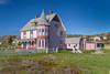 An historic large home in Twillingate, Newfoundland and Labrador, Canada.