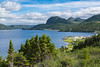 South Arm at Woody Point, Newfoundland and Labrador, Canada.
