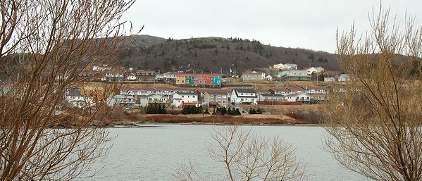 Across Quidi Vidi Lake