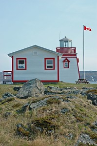 Lighthouse, St. Anthony Great Northern Peninsula