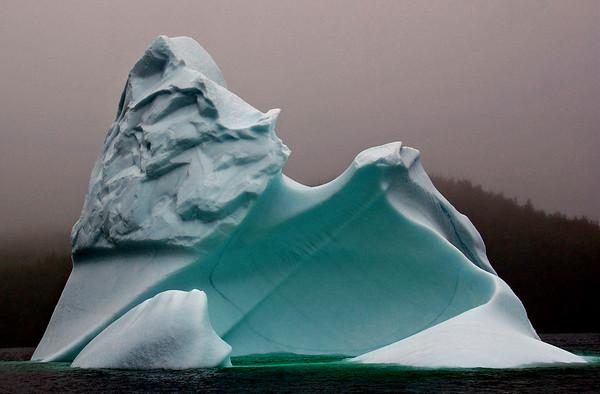 Icebergs - Cavendish, Petty Harbour, Triton, Newfoundland