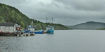 Glover's Harbour!
