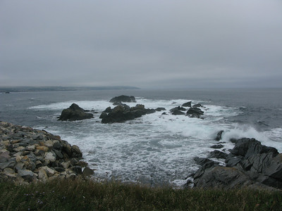 Rocks at Ochre Pit Cove