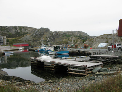Brigus Boats