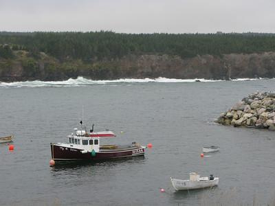Boats Ochre Pit Cove