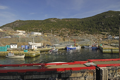 Boats in Portugal COve