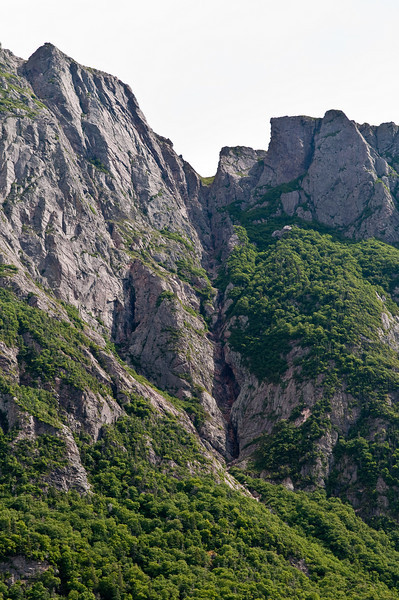 Western Brook Pond Boat Tour 2009