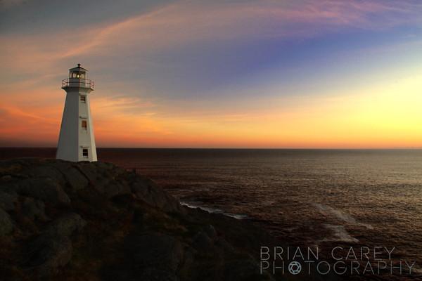 Cape Spear St John's Newfoundland Photography