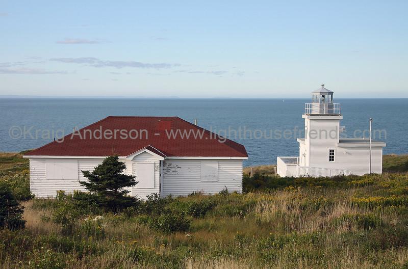 Bell Island Lighthouse