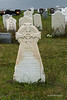 Gravestones, St Barnabas Anglican Church, Norris Point, Newfoundland